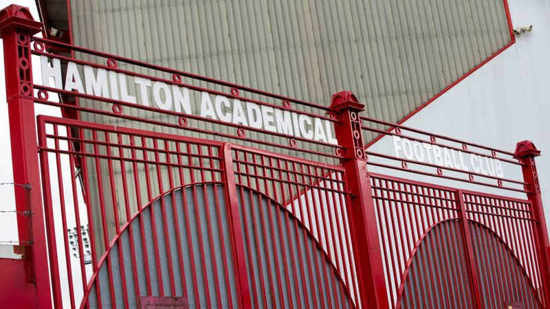 McKinnon says he just wants the best for Hamilton Accies