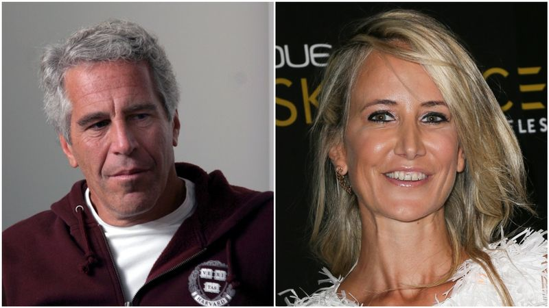 Lady Victoria Hervey Says Epstein Victims 'Lived The High Life'