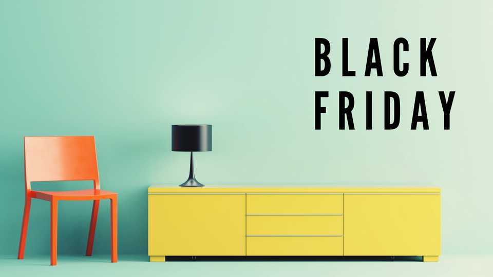 Here Are All The Amazing Homeware Deals For Black Friday