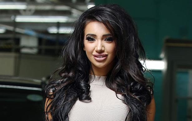 Chloe Khan reveals new hair 'do, admitting she wants to be different