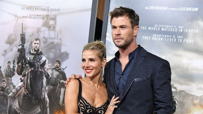 Miley Cyrus's Former Sister-In-Law Elsa Pataky Thinks Liam Hemsworth 'Deserves Much Better'