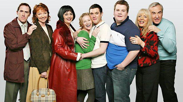 The Gavin and Stacey cast: then and now