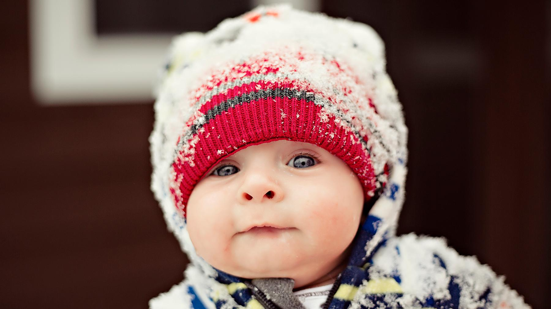 Winter baby names: 7 beautiful wintry baby names - and their