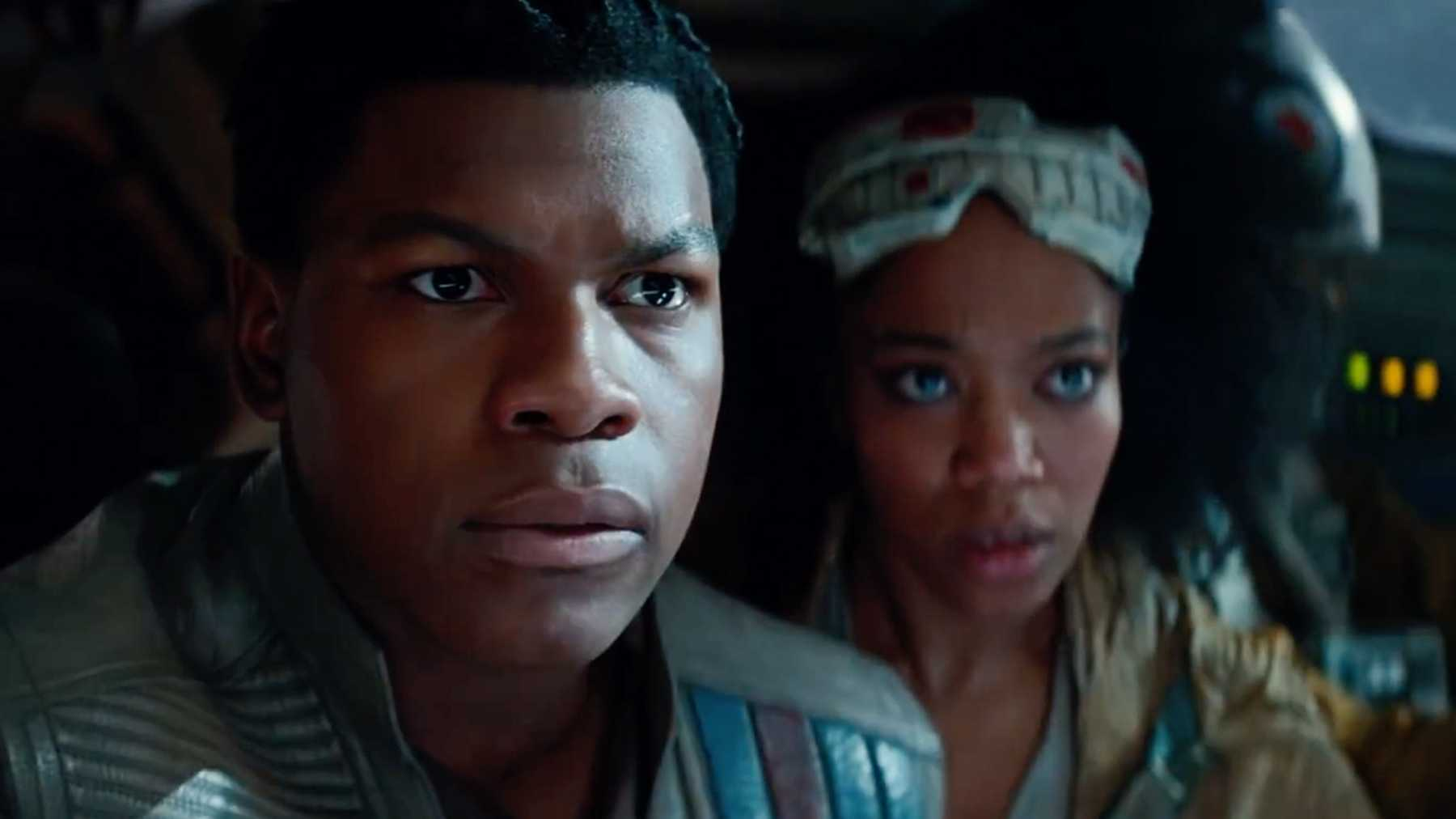 Star Wars The Rise Of Skywalker Meet Naomi Ackie S Jannah And Keri Russell S Zorii Bliss Movies Empire