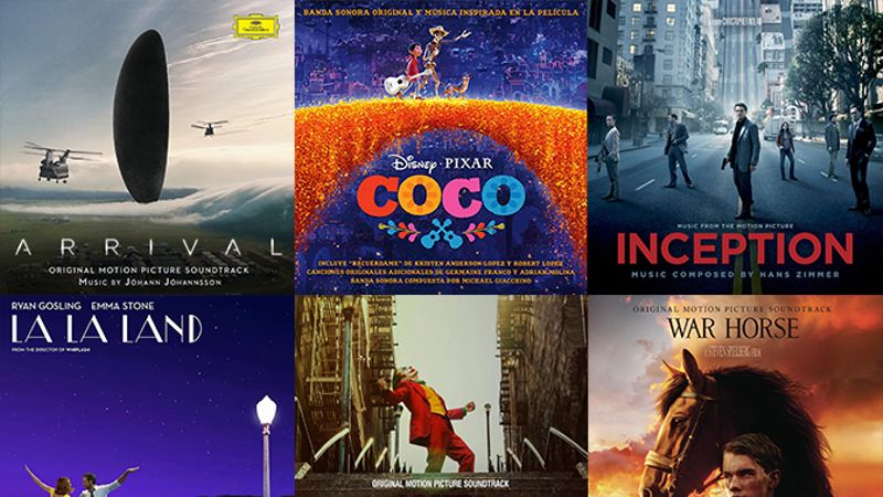 Is your favourite film score from the past ten years in our top 30?