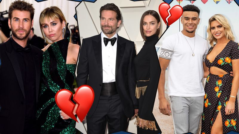 The most shocking celebrity splits of 2019 💔