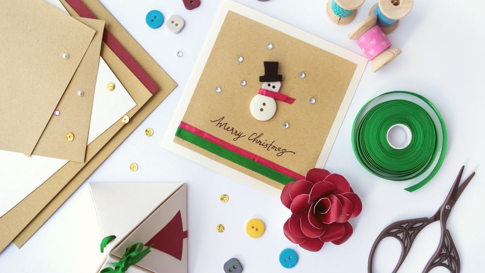 Diy Christmas Card Ideas Your Friends And Family Will Love