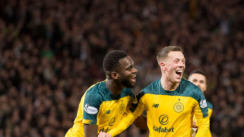 McGregor insists Celtic can beat Rangers without Edouard