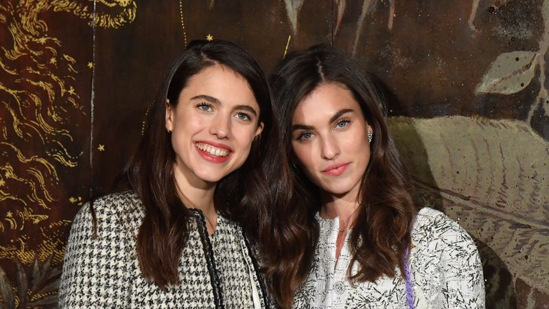 Margaret Qualley: 'Karl Lagerfeld Taught Me How To Be Cool'