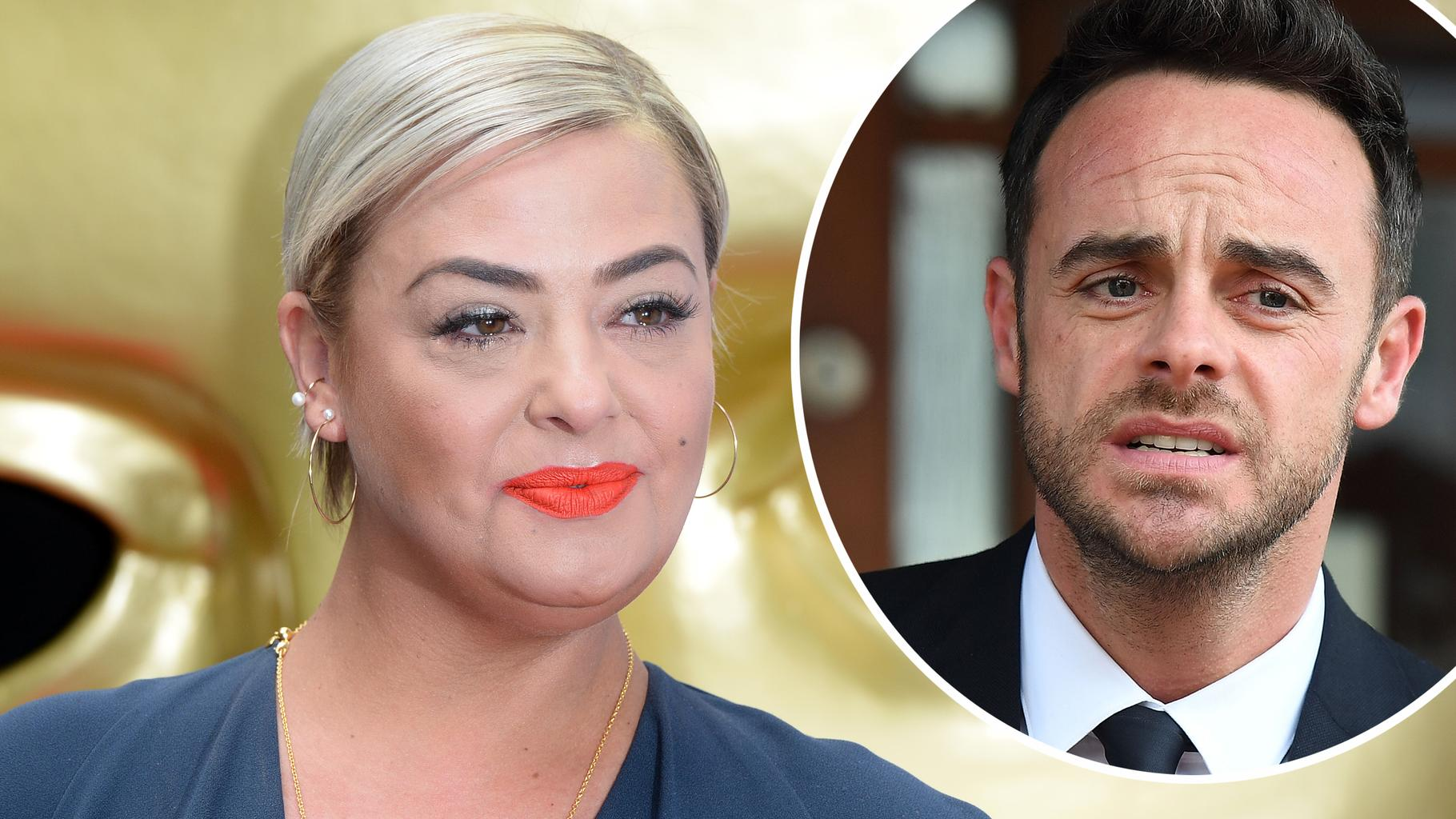 Lisa Armstrong's paw-fect dig at Ant McPartlin
