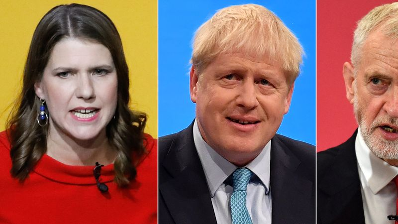 Why Is Jo Swinson Being Asked If She's 'Sexist' But Boris Johnson Continues To Evade Accountability For Actual Sexism?