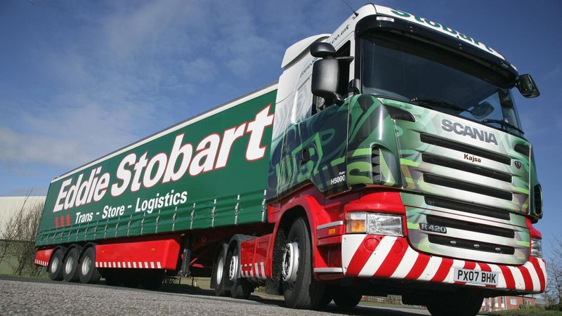 Thousands of jobs saved as shareholders approve Eddie Stobart rescue plan
