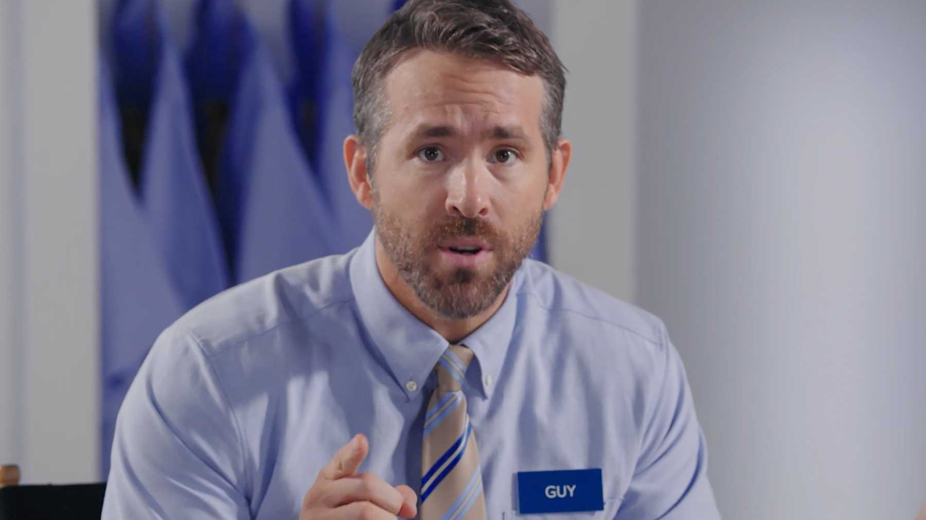 Ryan Reynolds Riffs In Free Guy Teaser With Trailer To Follow Movies Empire