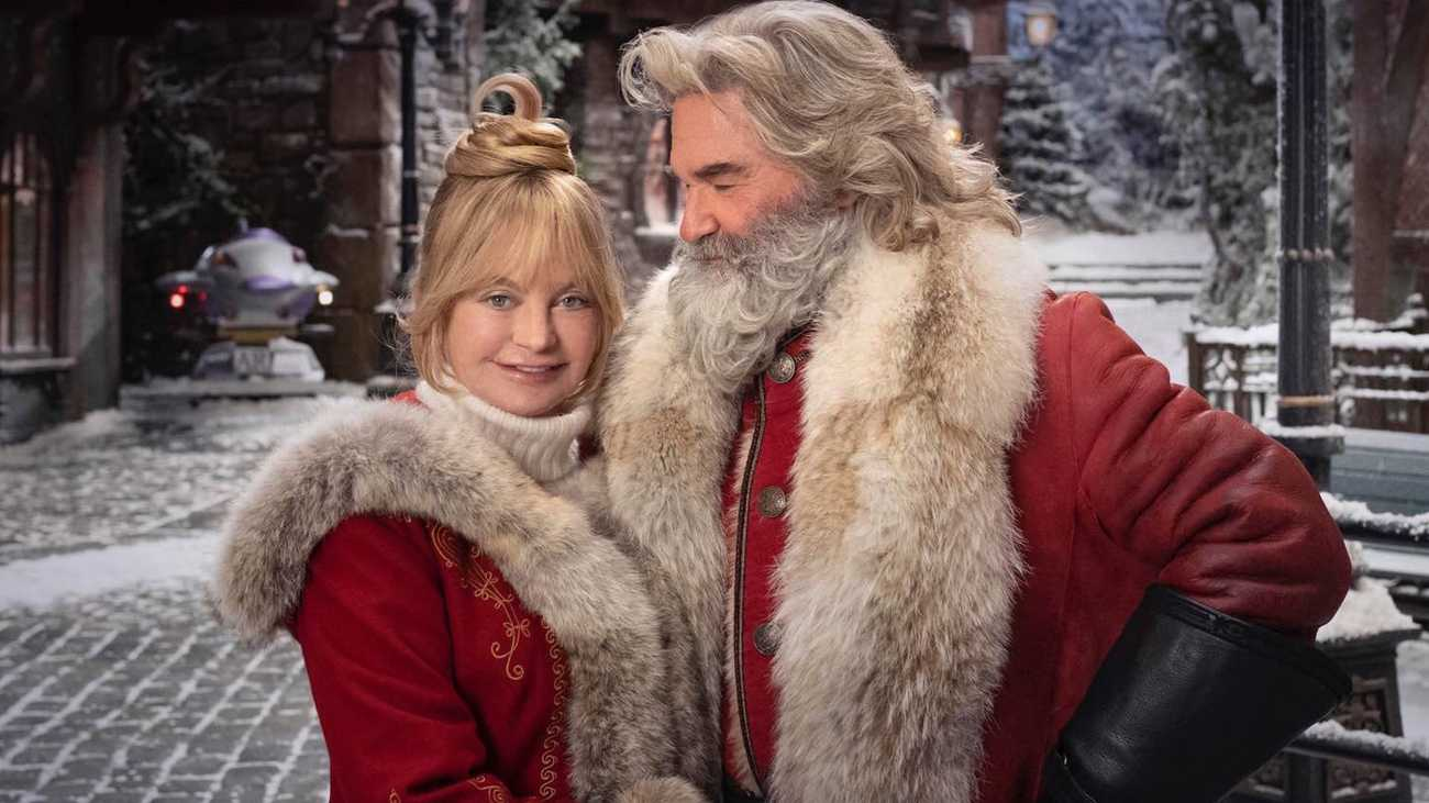 The Christmas Chronicles 2 Coming To Netflix – With Goldie Hawn As Mrs Claus | Movies | Empire