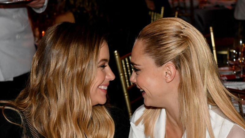Cara Delevigne to Ashley Benson nude pics: 'Tell me about it'.