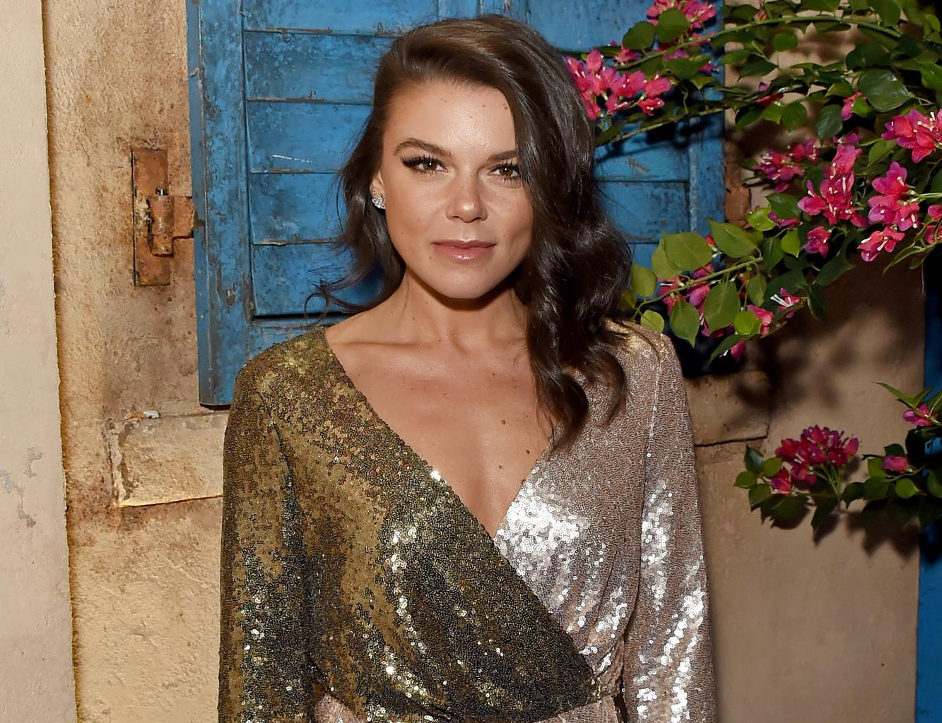 Former Corrie star Faye Brookes goes public with new romance following Gareth Gates split