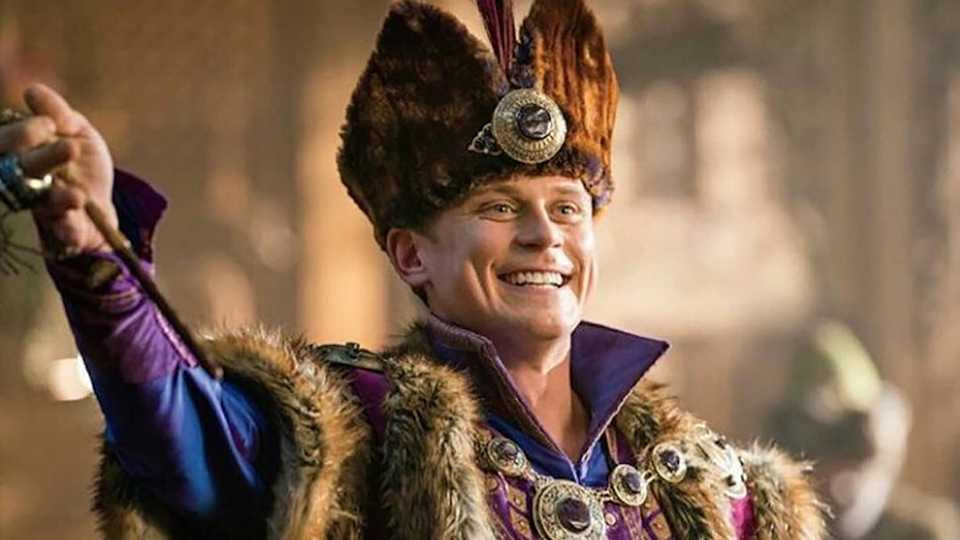 Disney Plans Aladdin Spin-Off For Billy Magnussen's Prince Anders