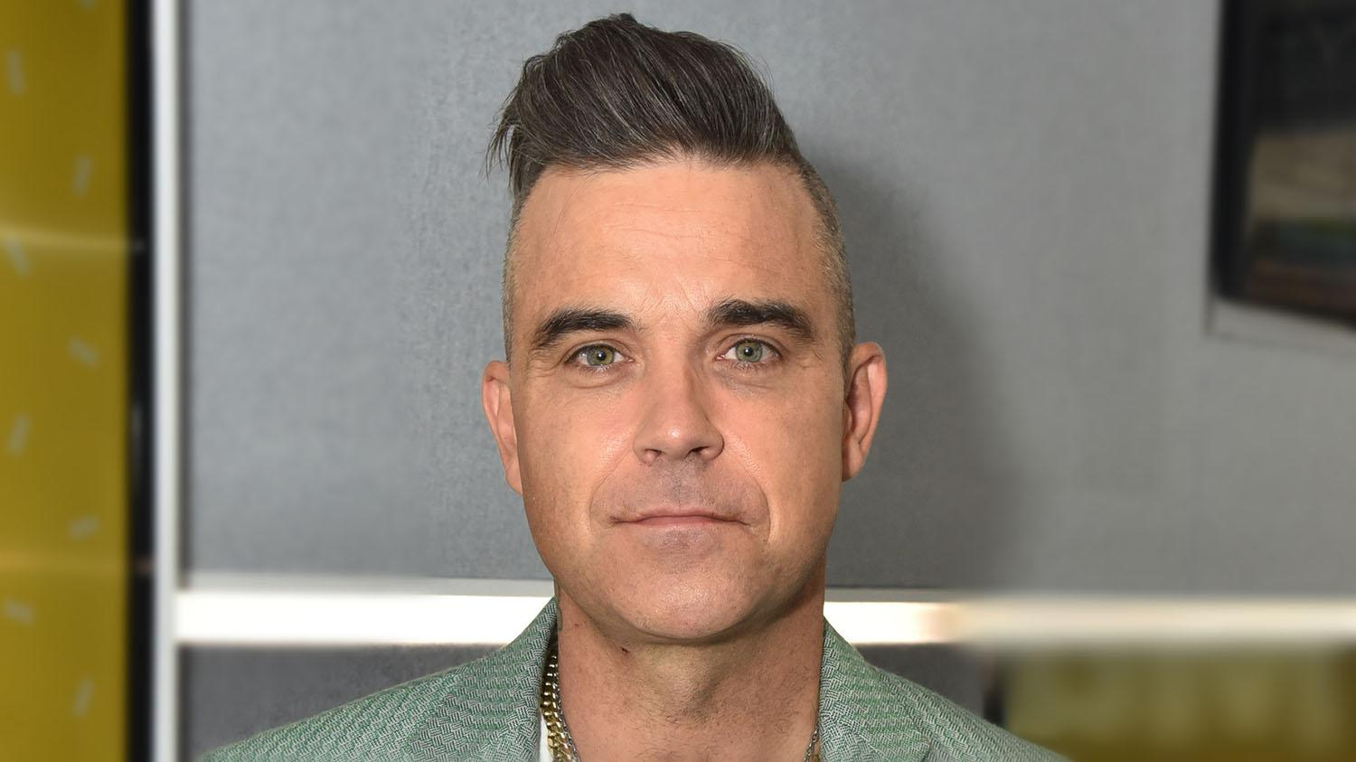 Robbie Williams says he's keen to sign up for I'm A Celeb 2020 🐛