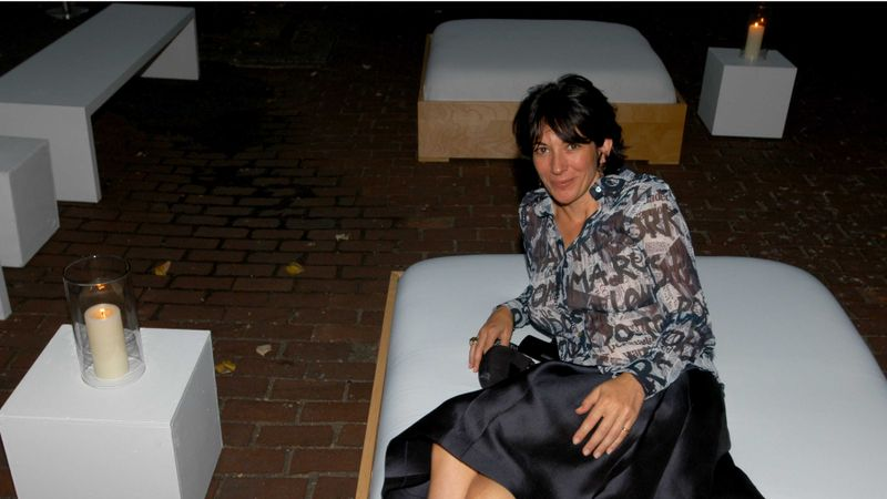 Ghislaine Maxwell Will Reportedly Give A Tell-All Interview