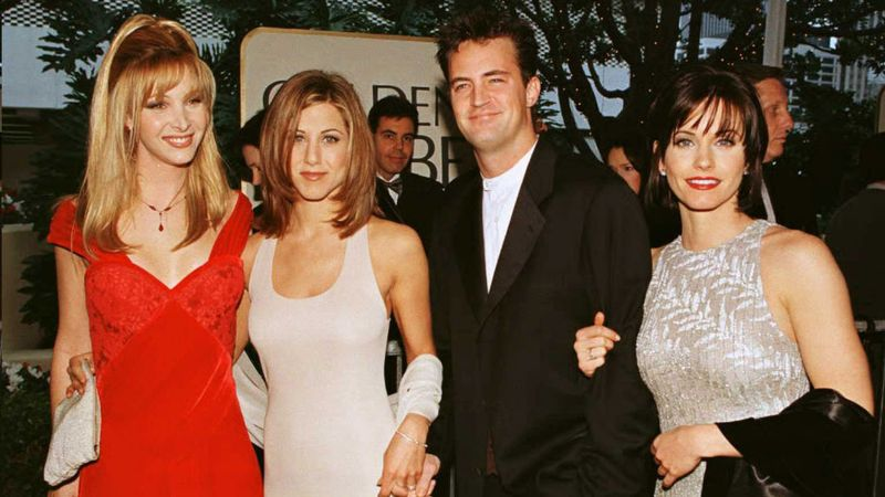 Jennifer Aniston, Reese Witherspoon: Golden Globes, Then and Now