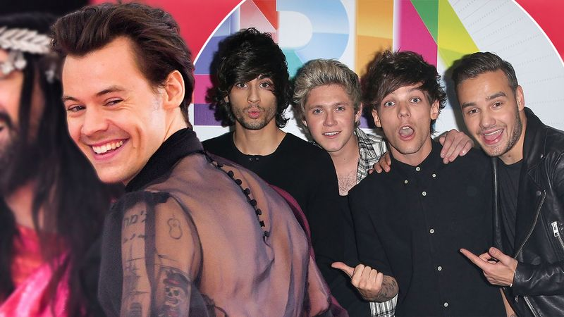 Harry Styles refuses to answer awkward question on 1D bandmates in hilarious TV segment