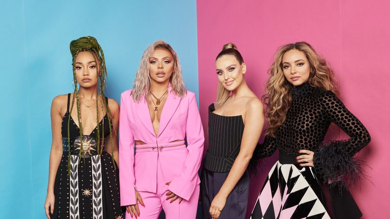 Little Mix Call On People To Vote Labour