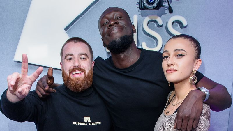 EXCLUSIVE: Stormzy says Ed Sheeran's place is like Disneyland and we NEED to go