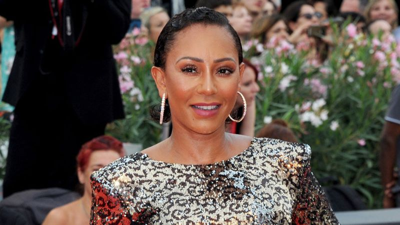 Mel B reveals why she had a bed in her dressing room on tour with the Spice Girls