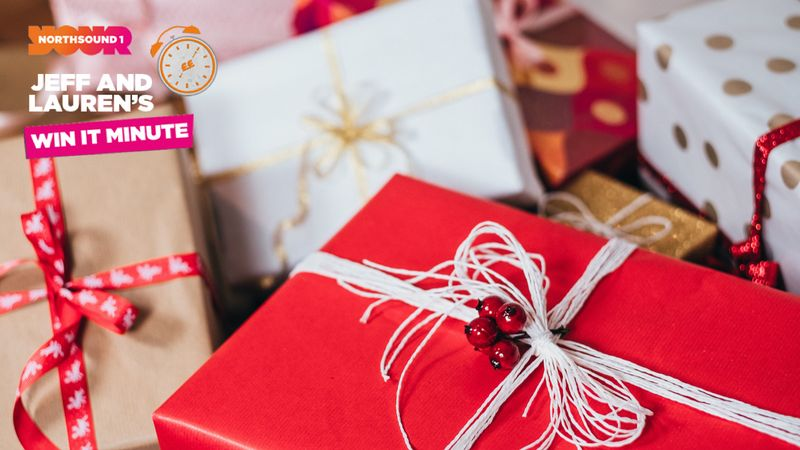Win it Minute: What was given on the 5th day of Christmas?