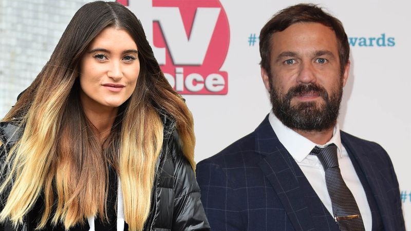 Charley Webb shares rare selfie alongside her soap star brother Jamie Lomas