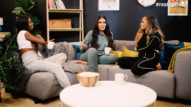 Your Favourite Love Island Girls Have Launched A Podcast