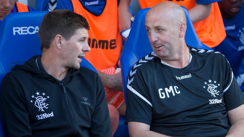 Gerrard will only be judged on trophies, says Gary McAllister