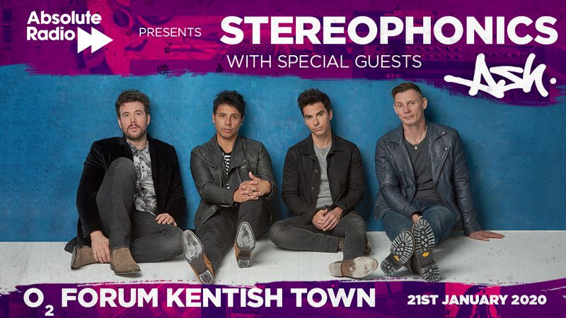 Win tickets to see Stereophonics at our intimate London gig