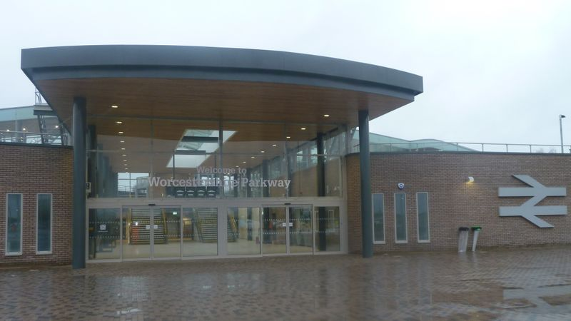 """""""It's out of our hands"""": Worcestershire County Council have delayed opening new train station"""