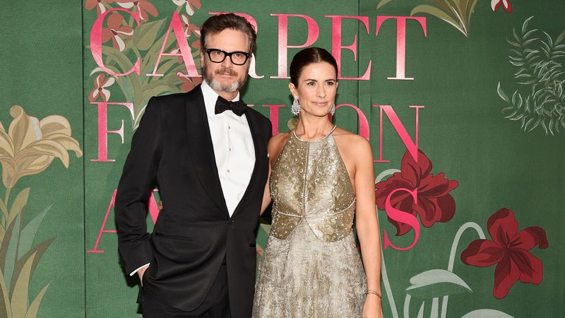 Why Are Colin Firth And Wife Livia Giuggioli Splitting Up?
