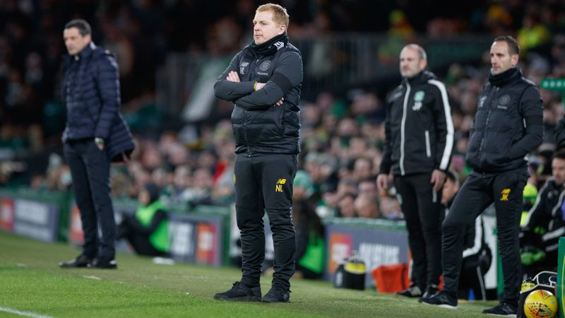 Lennon would be loath to let Gordon leave Celtic