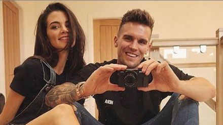 Gaz Beadle And Emma Jane Mcvey Welcome Second Baby Following Amazing Labour Celebrity Heat