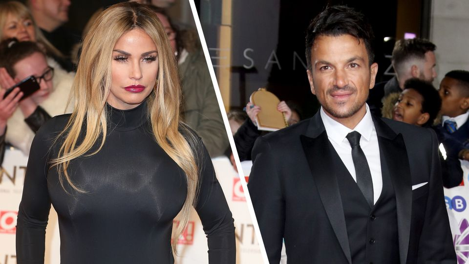 Katie Price: 'I'll make Peter Andre feel sorry for me so ...