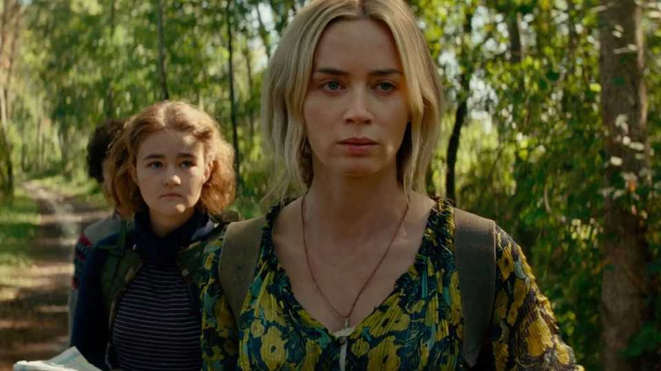 A Quiet Place Part II Teaser Trailer Creeps Online