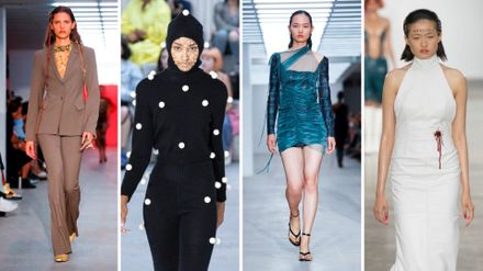 The Designers Set To Make Waves In The Fashion Industry In 2020 Grazia