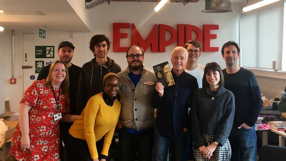 Empire Podcast: Anthony Daniels — I Am C-3PO Interview Special