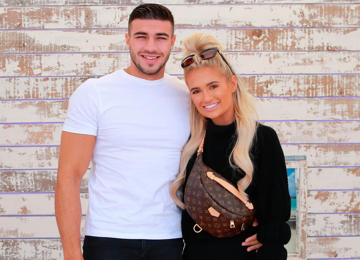 Love Island's Molly-Mae Hague begs for help as Tommy Fury sings