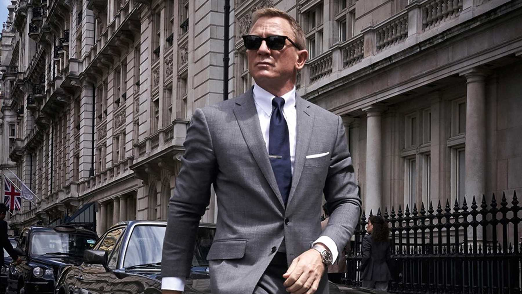 No Time To Die – Everything You Need To Know About James Bond's ...