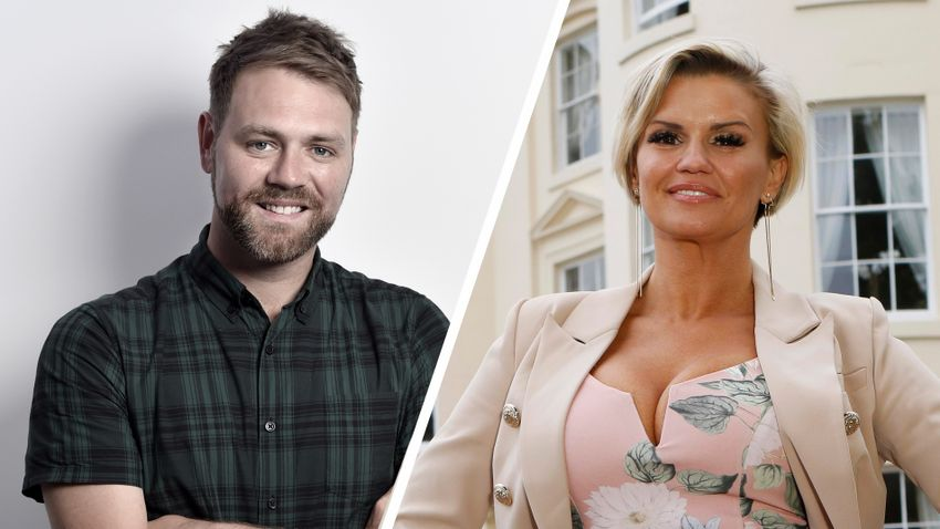 Brian McFadden makes dig at ex-wife Kerry Katona over daughters