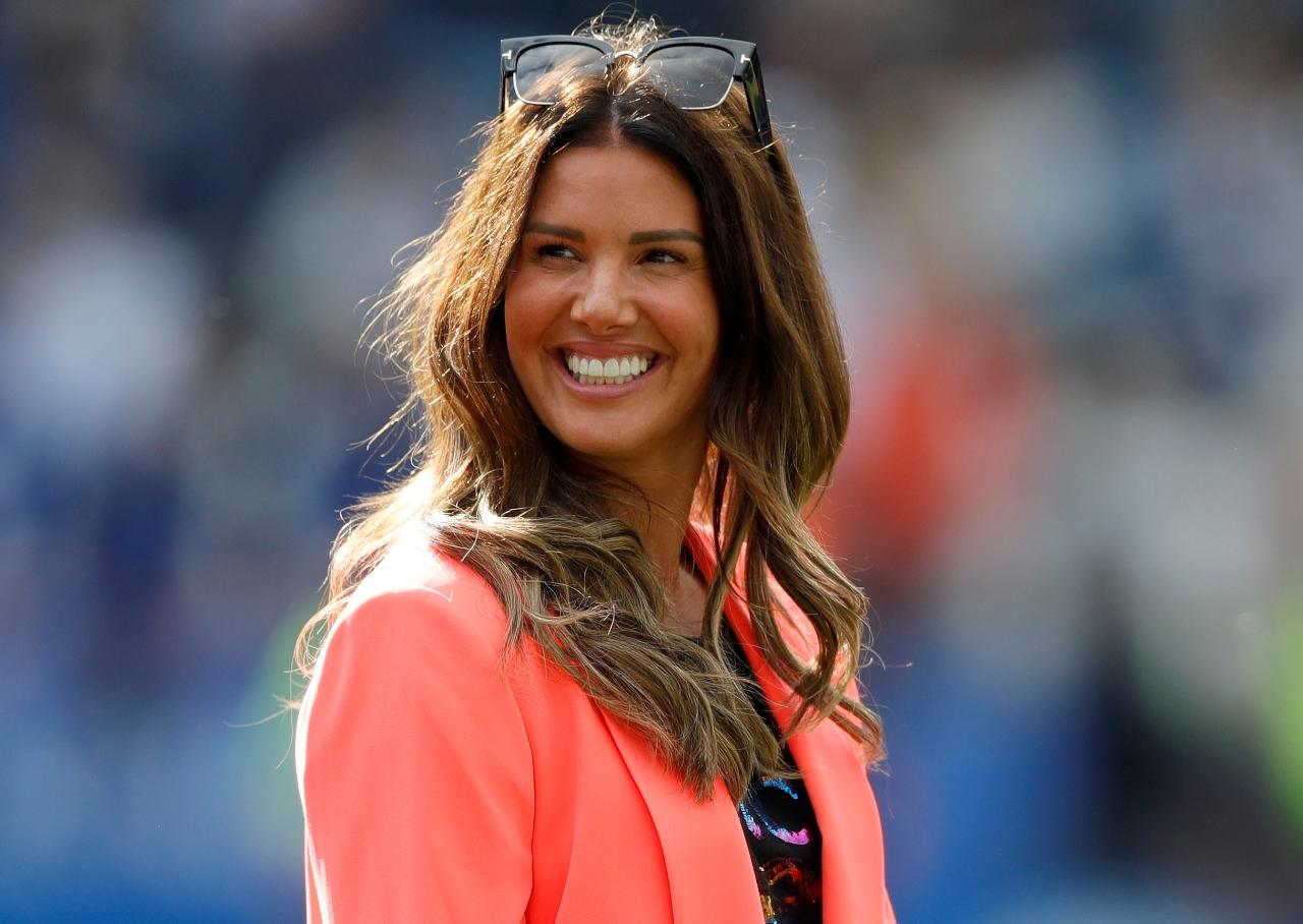 Rebekah Vardy shares 'crappy' post-partum message after giving birth