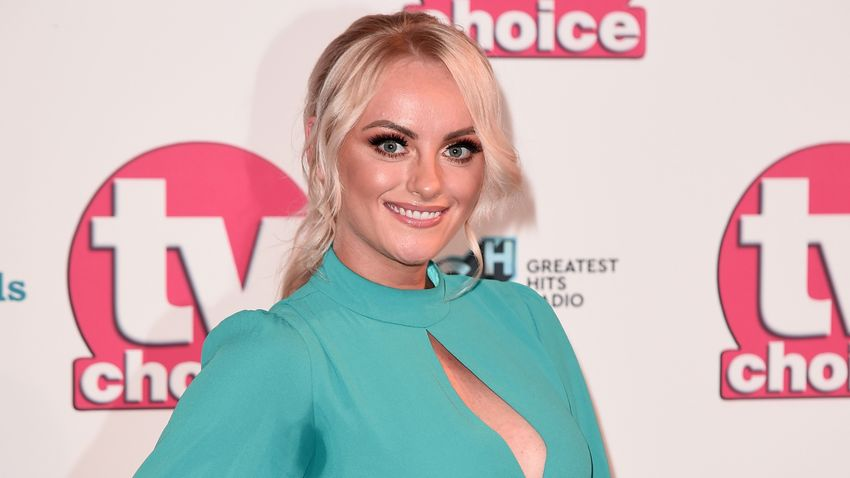 Former Corrie star Katie McGlynn opens up about stone weight loss