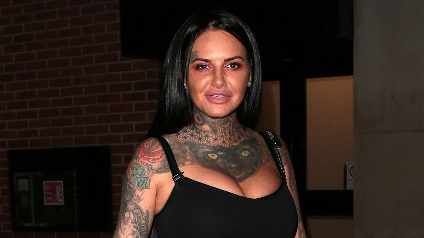 Jemma Lucy shows off 'natural looking' lips on Instagram