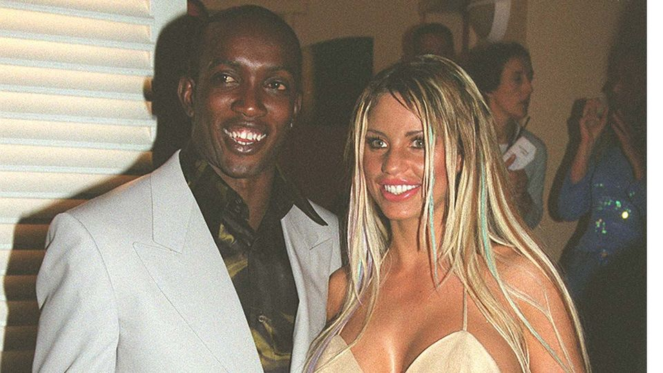 Desperate Katie Price Wants Dwight Yorke To Bail Her Out Celebrity Heat