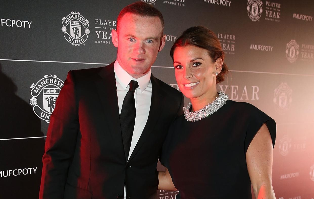 Coleen and Wayne Rooney are 'hoping to have a baby girl in 2020'