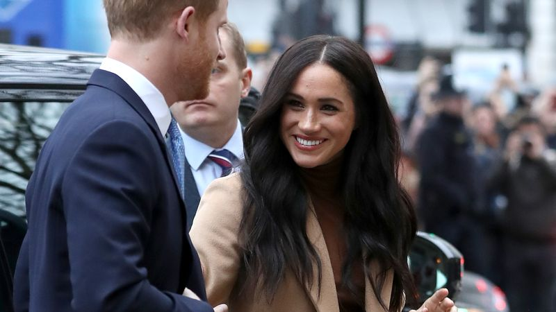 How Will Meghan Markle's Wardrobe Change Now She's Leaving The Firm?